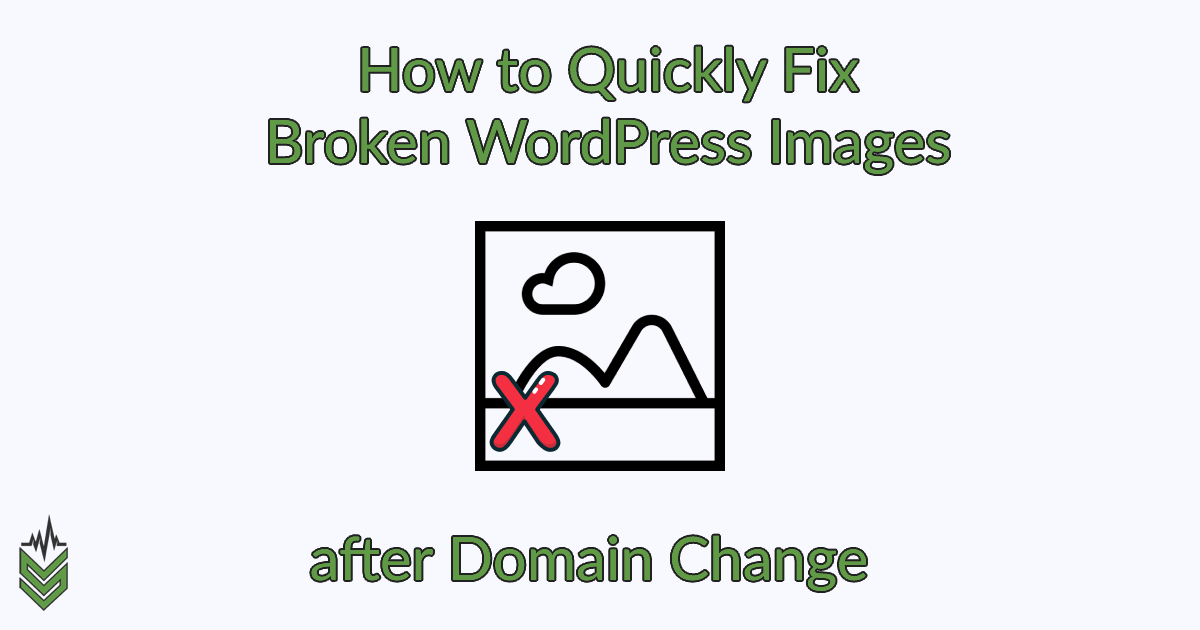 How to Quickly Fix Broken WordPress Images after Domain Change